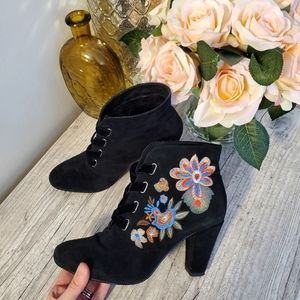 Anthropologie || Chelsea Crew Frida Booties